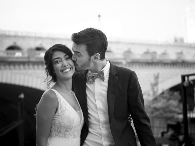 Le mariage de Hajar et Benoit