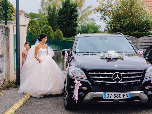 Le mariage de Sébastien et Mélanie à Saint-Apollinaire, Côte d'Or 2
