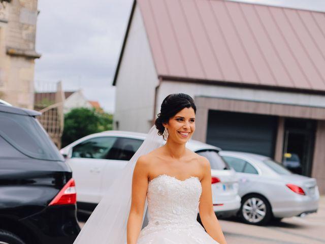 Le mariage de Sébastien et Mélanie à Saint-Apollinaire, Côte d'Or 3