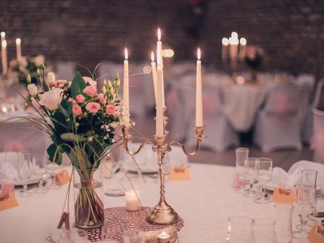 Le mariage de Sébastien et Mélanie à Saint-Apollinaire, Côte d'Or 17