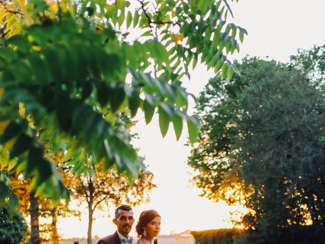 Le mariage de Sébastien et Mélanie à Saint-Apollinaire, Côte d'Or 20