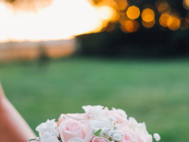 Le mariage de Sébastien et Mélanie à Saint-Apollinaire, Côte d'Or 21