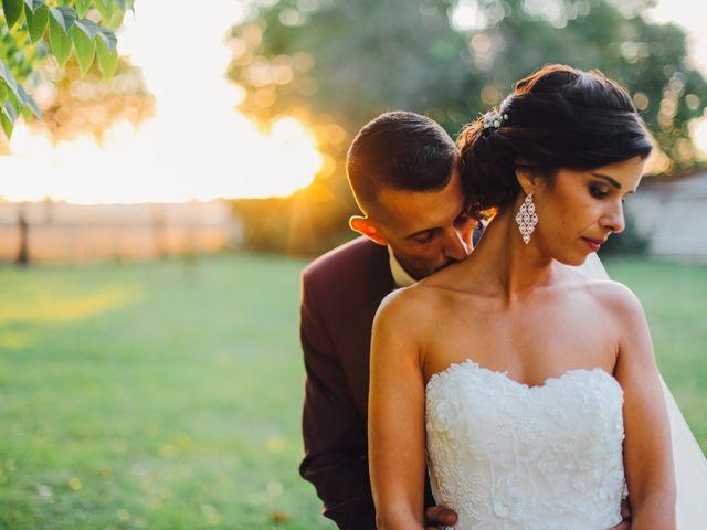 Le mariage de Sébastien et Mélanie à Saint-Apollinaire, Côte d'Or 25
