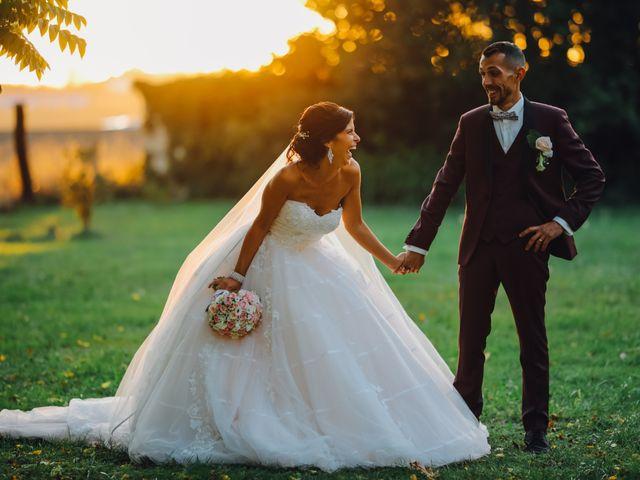 Le mariage de Sébastien et Mélanie à Saint-Apollinaire, Côte d'Or 28