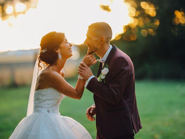 Le mariage de Sébastien et Mélanie à Saint-Apollinaire, Côte d'Or 29