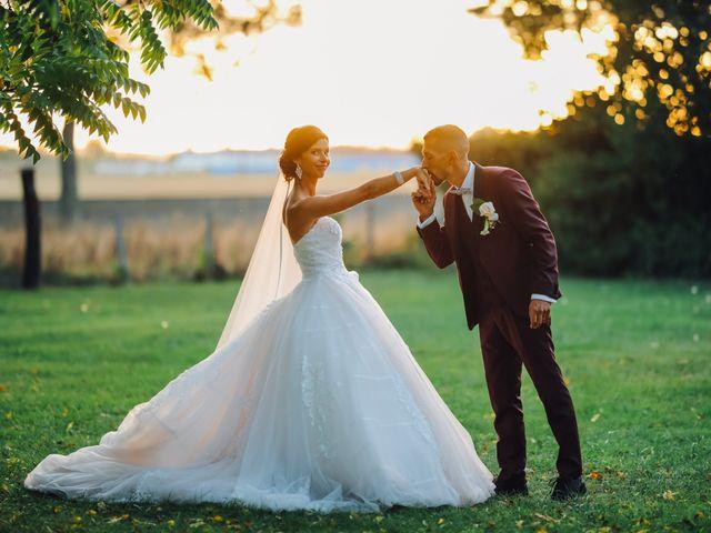 Le mariage de Sébastien et Mélanie à Saint-Apollinaire, Côte d'Or 30
