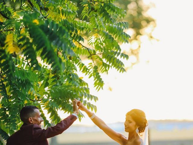 Le mariage de Sébastien et Mélanie à Saint-Apollinaire, Côte d'Or 31