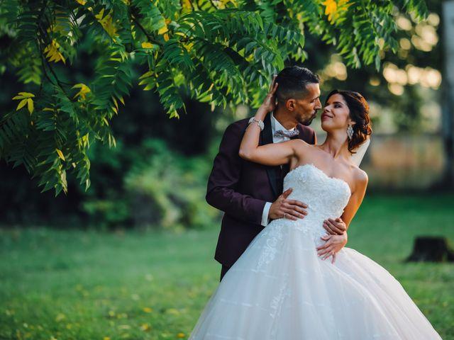Le mariage de Sébastien et Mélanie à Saint-Apollinaire, Côte d'Or 32