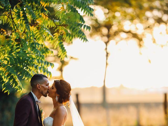 Le mariage de Sébastien et Mélanie à Saint-Apollinaire, Côte d'Or 33
