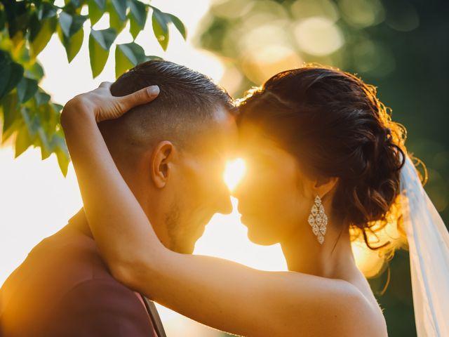 Le mariage de Sébastien et Mélanie à Saint-Apollinaire, Côte d'Or 1