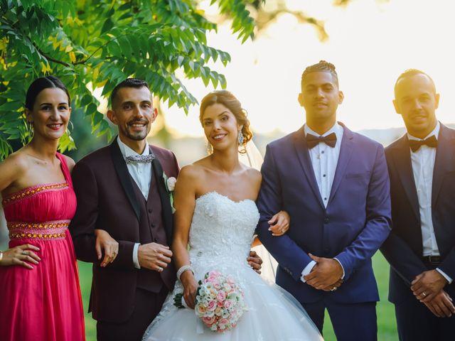 Le mariage de Sébastien et Mélanie à Saint-Apollinaire, Côte d'Or 36