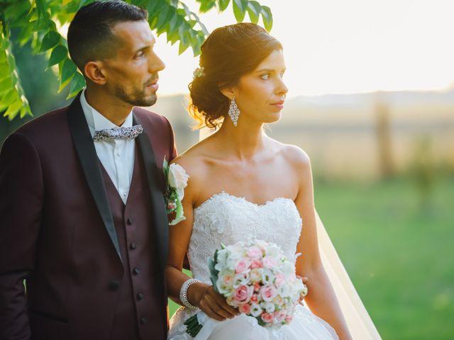 Le mariage de Sébastien et Mélanie à Saint-Apollinaire, Côte d'Or 37