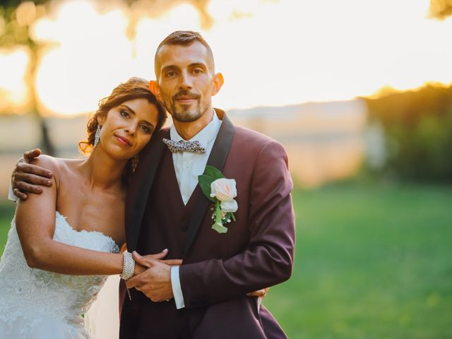 Le mariage de Sébastien et Mélanie à Saint-Apollinaire, Côte d'Or 38