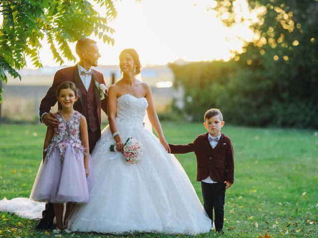 Le mariage de Sébastien et Mélanie à Saint-Apollinaire, Côte d'Or 41