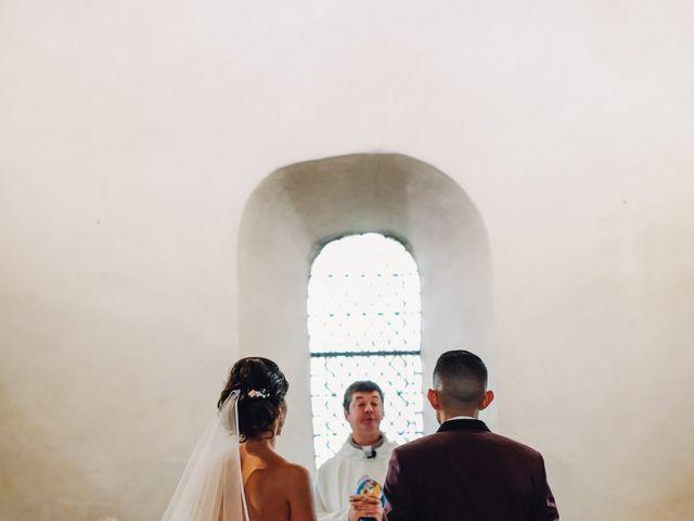 Le mariage de Sébastien et Mélanie à Saint-Apollinaire, Côte d'Or 43