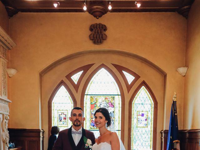 Le mariage de Sébastien et Mélanie à Saint-Apollinaire, Côte d'Or 44