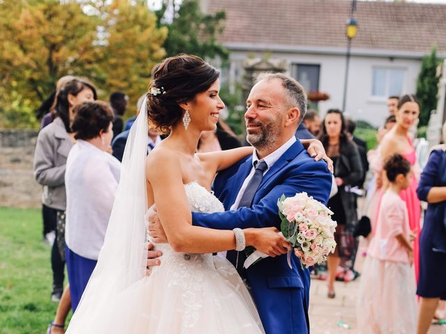 Le mariage de Sébastien et Mélanie à Saint-Apollinaire, Côte d'Or 53