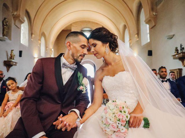 Le mariage de Sébastien et Mélanie à Saint-Apollinaire, Côte d'Or 59
