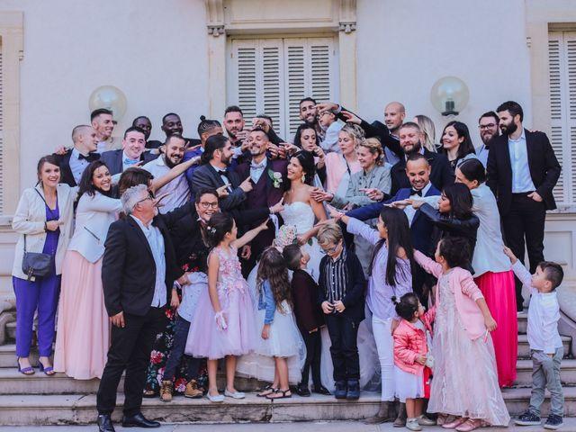 Le mariage de Sébastien et Mélanie à Saint-Apollinaire, Côte d'Or 63