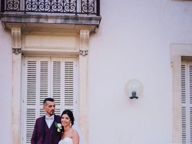 Le mariage de Sébastien et Mélanie à Saint-Apollinaire, Côte d'Or 66