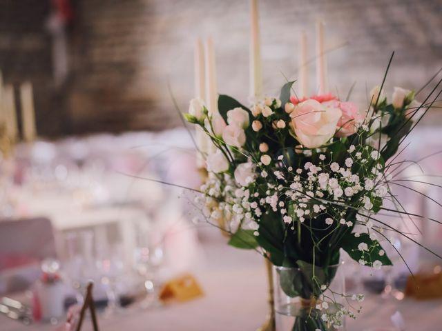 Le mariage de Sébastien et Mélanie à Saint-Apollinaire, Côte d'Or 70