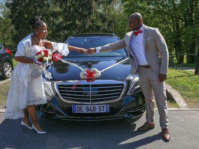 Le mariage de Anselme et Célia à Saint-Germain-lès-Corbeil, Essonne 19