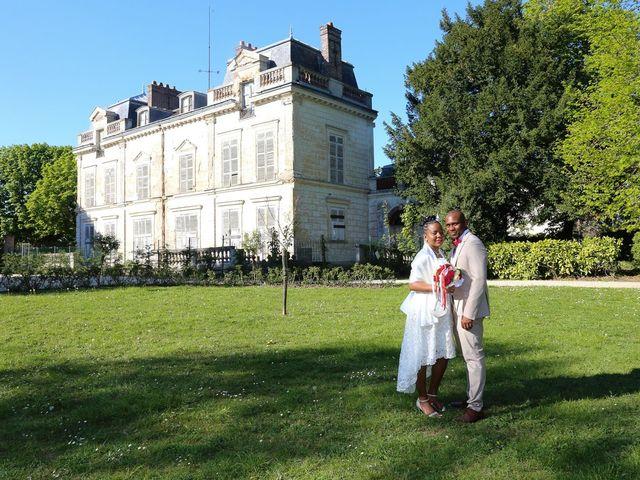 Le mariage de Anselme et Célia à Saint-Germain-lès-Corbeil, Essonne 2