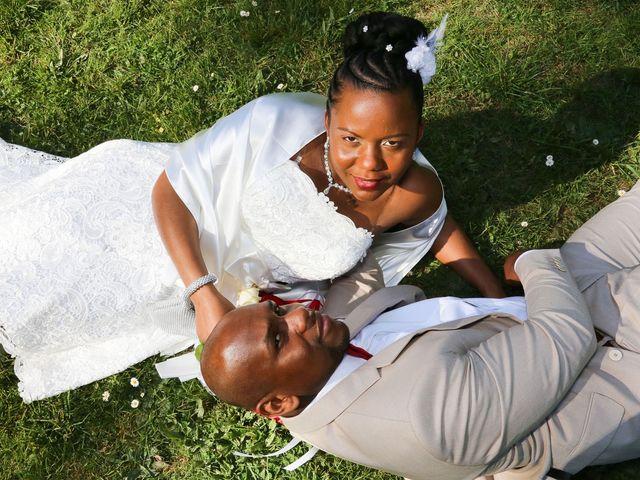 Le mariage de Célia et Anselme