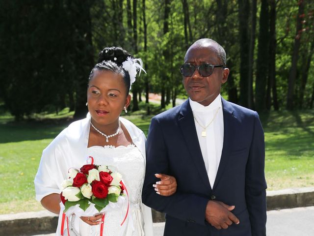 Le mariage de Anselme et Célia à Saint-Germain-lès-Corbeil, Essonne 45
