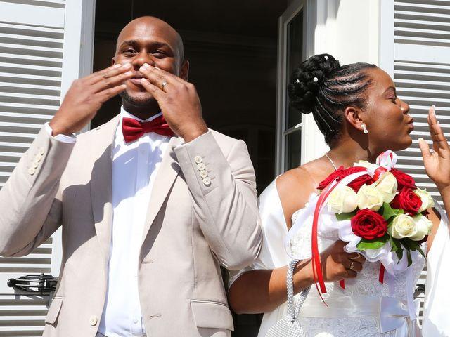 Le mariage de Anselme et Célia à Saint-Germain-lès-Corbeil, Essonne 54