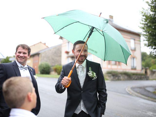 Le mariage de Arnaud et Ambre à Brieulles-sur-Bar, Ardennes 2