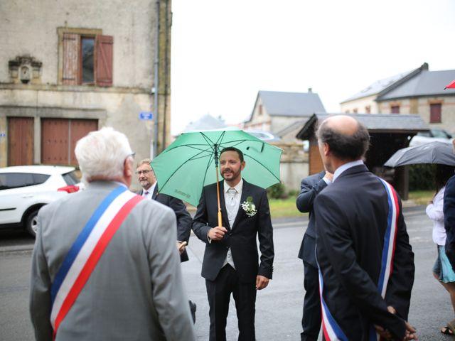Le mariage de Arnaud et Ambre à Brieulles-sur-Bar, Ardennes 5