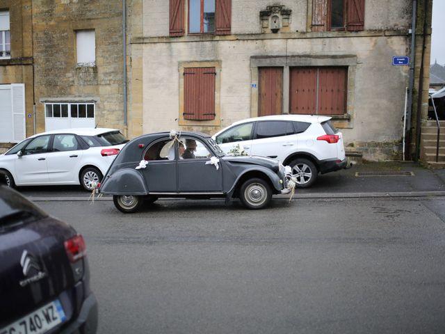 Le mariage de Arnaud et Ambre à Brieulles-sur-Bar, Ardennes 7
