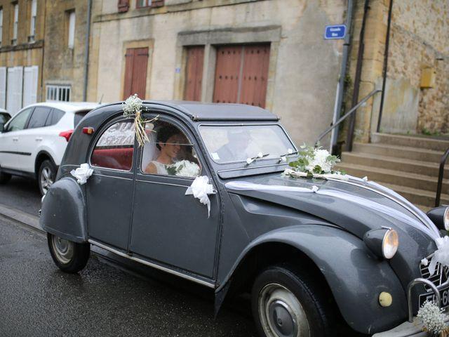 Le mariage de Arnaud et Ambre à Brieulles-sur-Bar, Ardennes 8