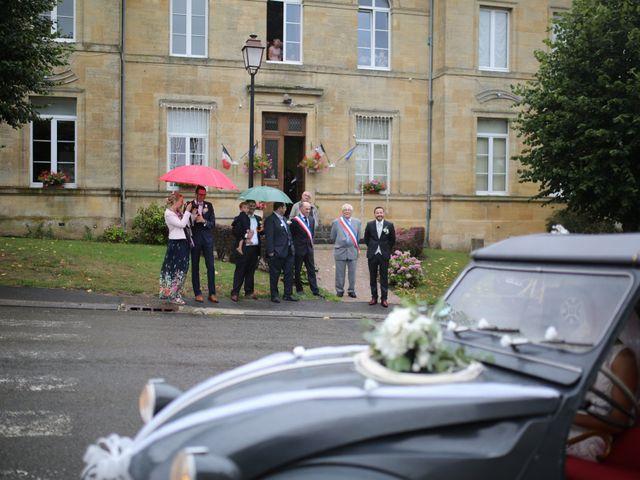 Le mariage de Arnaud et Ambre à Brieulles-sur-Bar, Ardennes 9
