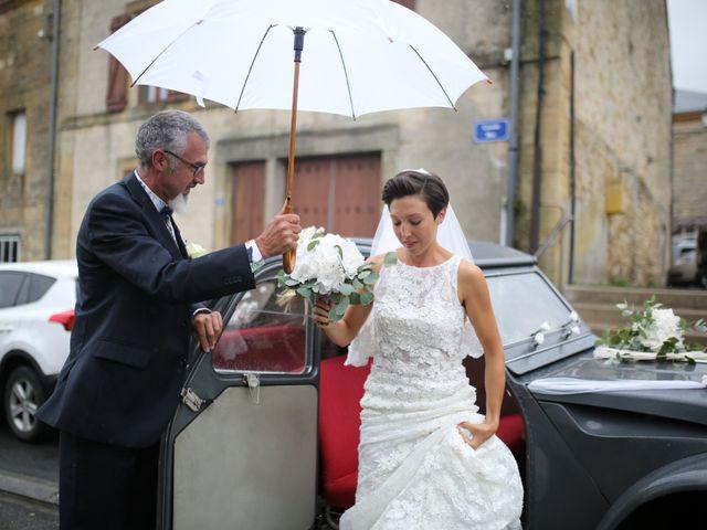 Le mariage de Arnaud et Ambre à Brieulles-sur-Bar, Ardennes 11