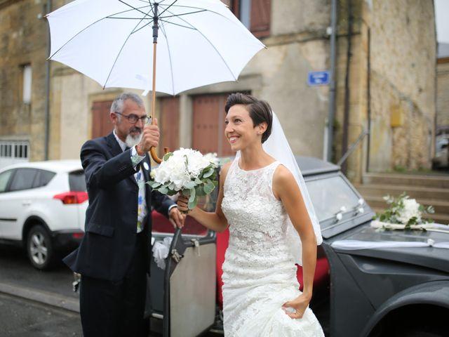 Le mariage de Arnaud et Ambre à Brieulles-sur-Bar, Ardennes 12