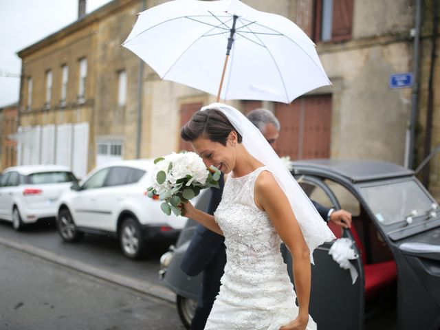 Le mariage de Arnaud et Ambre à Brieulles-sur-Bar, Ardennes 13
