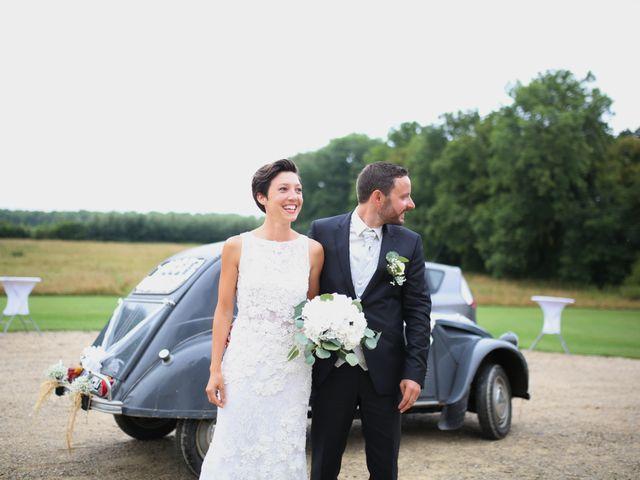 Le mariage de Arnaud et Ambre à Brieulles-sur-Bar, Ardennes 54