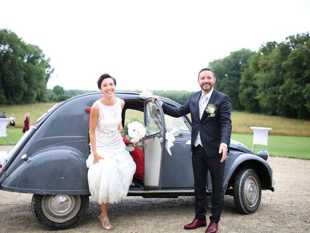 Le mariage de Arnaud et Ambre à Brieulles-sur-Bar, Ardennes 55