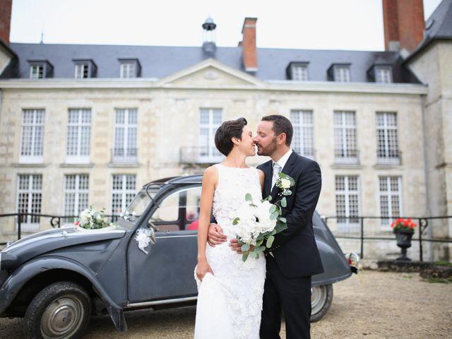 Le mariage de Arnaud et Ambre à Brieulles-sur-Bar, Ardennes 59