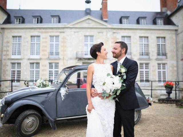Le mariage de Arnaud et Ambre à Brieulles-sur-Bar, Ardennes 60