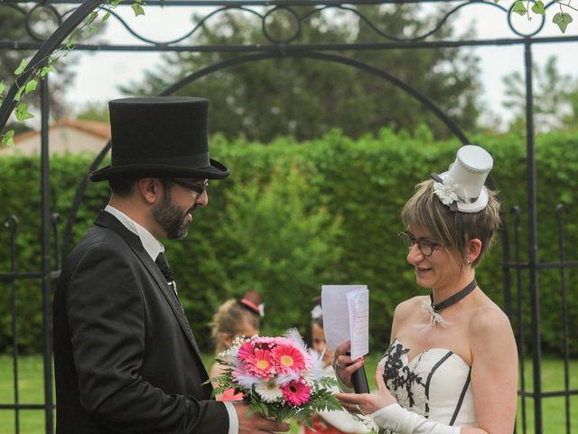 Le mariage de Jean David et Isabelle à Celles-sur-Belle, Deux-Sèvres 59