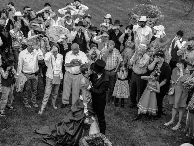 Le mariage de Jean David et Isabelle à Celles-sur-Belle, Deux-Sèvres 64