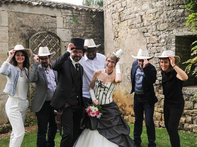 Le mariage de Jean David et Isabelle à Celles-sur-Belle, Deux-Sèvres 69