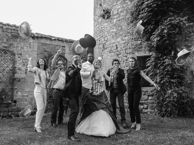 Le mariage de Jean David et Isabelle à Celles-sur-Belle, Deux-Sèvres 70