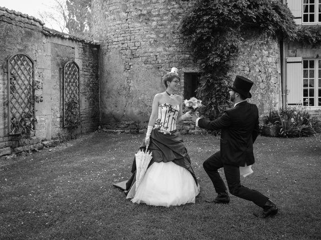 Le mariage de Jean David et Isabelle à Celles-sur-Belle, Deux-Sèvres 81