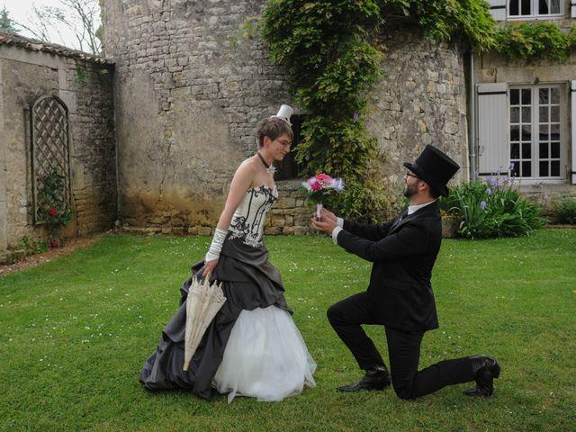 Le mariage de Jean David et Isabelle à Celles-sur-Belle, Deux-Sèvres 82