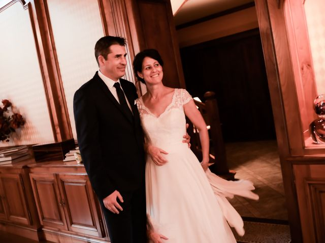 Le mariage de David et Nathalie à Urmatt, Bas Rhin 8