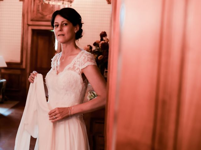 Le mariage de David et Nathalie à Urmatt, Bas Rhin 9
